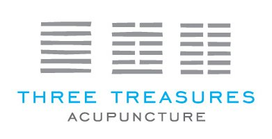 Three Treasures Acupuncture Logo